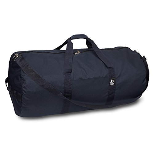 Everest 36-Inch Round Duffel Color: Navy