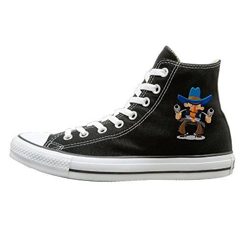 Likka Unisex Dwight Mcstetson Particular Design Sport Shoes 38 ()