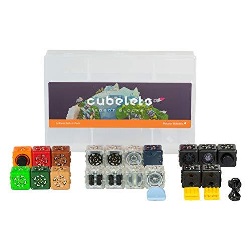 Modular Robotics Cubelets Robot Blocks - New Brilliant Builder Pack