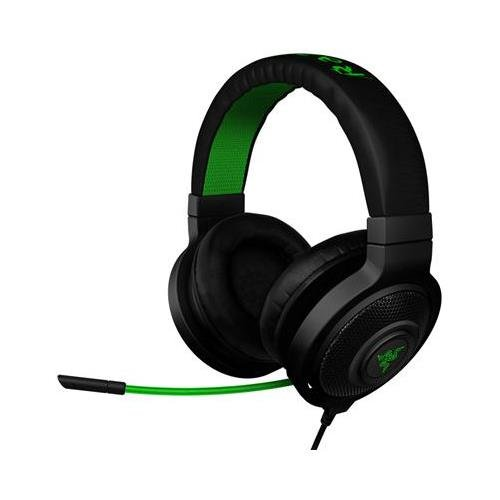 Razer USA Razer RZ04-00870300-R3U1 Black Kraken Pro Analog Gaming Headset