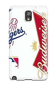 Hot 8869795K136583721 los angeles dodgers MLB Sports & Colleges best Note 3 cases