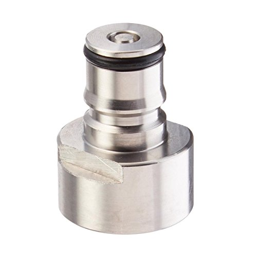 Kegco Sankey to Ball Lock Keg Coupler Adapter - Liquid (Coupler Kit Conversion)