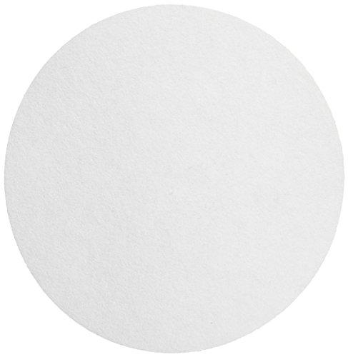 Whatman 4716U35PK 1444125 Grade 44 Quantitative Filter Paper Ashless Filter Circles, 125 mm Max Volume 105 ml/m (Pack of 100) by Whatman