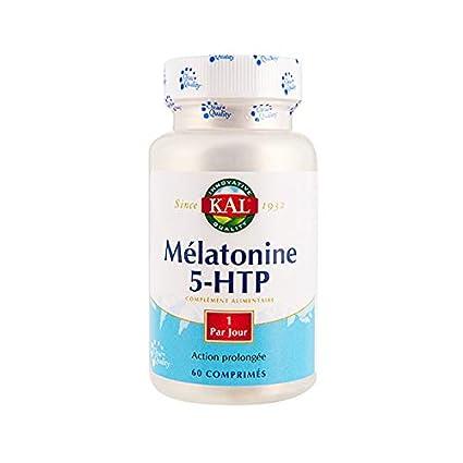 Solaray - Solaray Melatonina 1,9 mg + 5Htp 50 mg - 60 ...