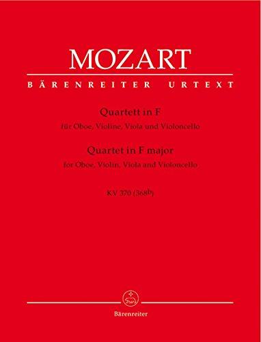 (Mozart: Oboe Quartet in F Major, K. 370 (368b))