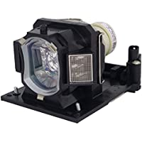 AuraBeam Professional Hitachi DT01431 Projector Replacement Lamp with Housing (Powered by Philips)