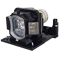 AuraBeam Professional Replacement Projector Lamp for Hitachi DT01431 With Housing (Powered by Philips)