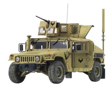 (Academy 1:35 M1151 Enhanced Armament Carrier #13415)