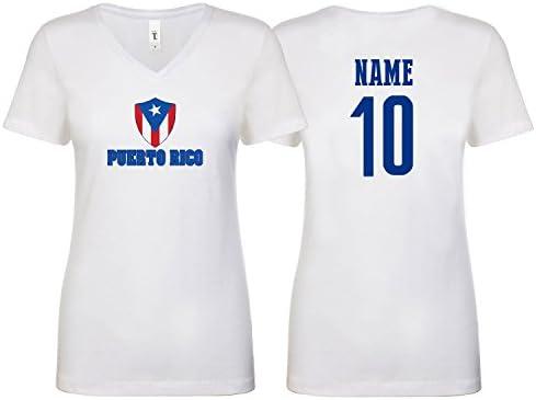 promo code 4acf0 38219 Amazon.com: nobrand Puerto Rico National Team Pride Country ...