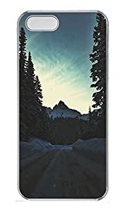 Case For HTC One M7 Cover landscapes nature 86 PC Custom Case For HTC One M7 Cover Cover Transparent