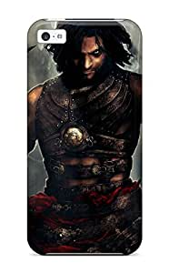 New Style Faddish Warrior Video Game Case Cover For Iphone 5c 6627442K57292171