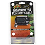 Zoo Med Digital Thermometer/Hygrometer with Temperature and Humidity Gauge