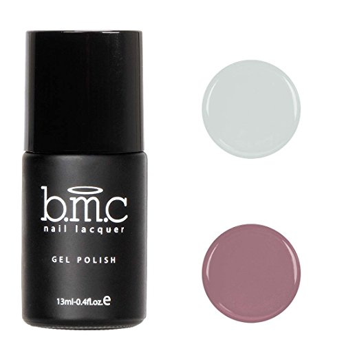 BMC Thermal Color Changing Cream Nail Lacquer Gel Polish - S