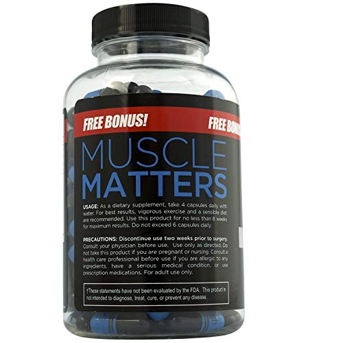 High T - Testosterone Booster Supplement - Extra Strength, Naturally Enhances Stamina, Endurance, Strength and Energy (High T Black 152 Count)