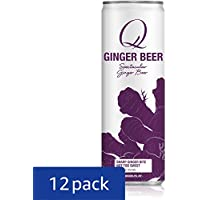 12-Pack Q Drinks Q Spectacular Ginger Beer 12 fl oz can