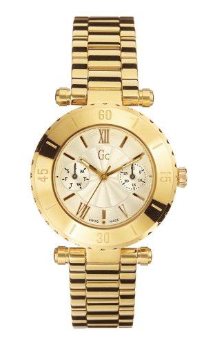 Guess Collection GC Diver Chic 27513L1 - Reloj analógico de caballero de cuarzo con correa de