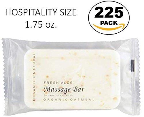 Oatmeal Body Bar with Fresh Aloe (Case of 225) -