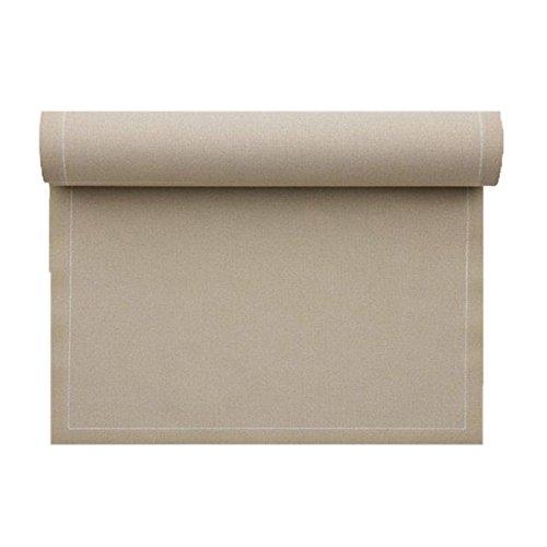 MYdrap manteles individuales en un rollo 100% algodón 18.9 pulgadas por 12.6 pulgadas con 12 manteles individuales por...