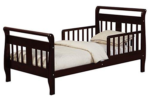 Angel Line Haley Toddler Bed, Espresso Finish