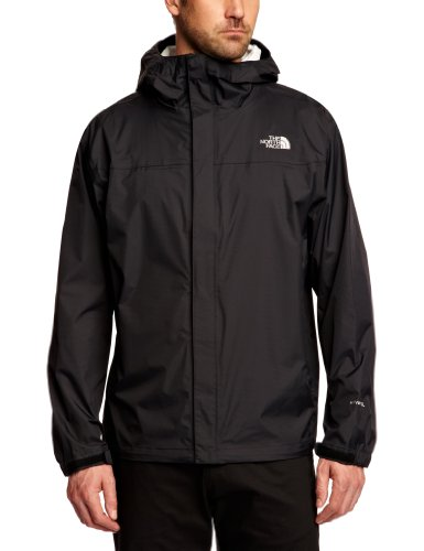 The North Face Venture Jacket Men LG TNF Black