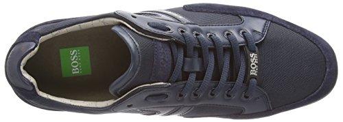 BOSS Green Navy 417 Men Sneakers 50247632 Blue rFrqTw