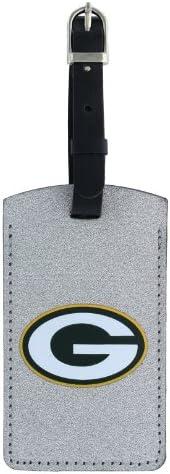 NFL Sparkle Bag Tag