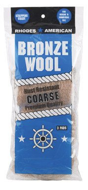 Homax Bronze Steel Wool Coarse