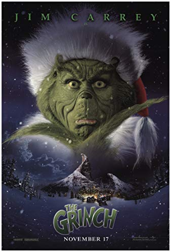 How the Grinch Stole Christmas 2000 Authentic 27