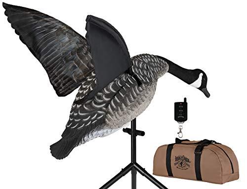 Lucky Duck Super Goose Flapper HD w/Bag