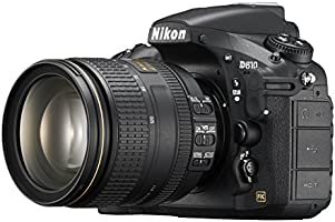 Nikon D810 DSLR Camera with AF-S NIKKOR 24-120mm f/4G ED VR Lens