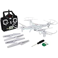 Syma 2.4GHz 4-Channel RC Quadcopter with Gyro and Camera