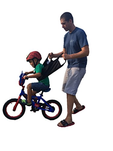 Balance Belt - The Training Wheels Eliminator! Balance Training Bike