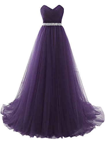 15faed8288b DYS Women s Sweetheart Prom Dress Long Evening Formal Bridesmaid ...