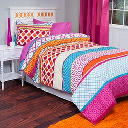Everyday Home 2-Piece Jenna Comforter Set, Twin