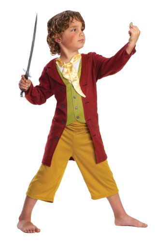 The Hobbit Bilbo Baggins Costume Set