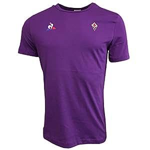 2017-2018 Fiorentina Presentation Tee (Purple)