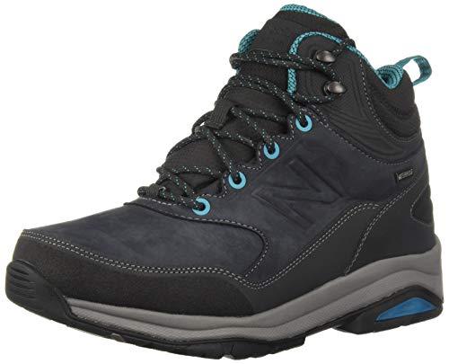 New Balance Women's WW1400V1 Walking Trail Boot, Grey, 9 2E US