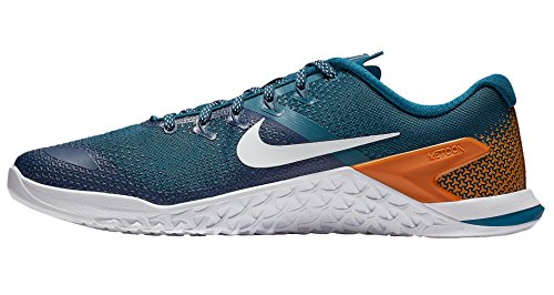 Metcon Orange Ginnastica Blue NIKE Force Scarpe da White Uomo 4 Pulse Monarch Basse 001 Multicolore pfwqd7