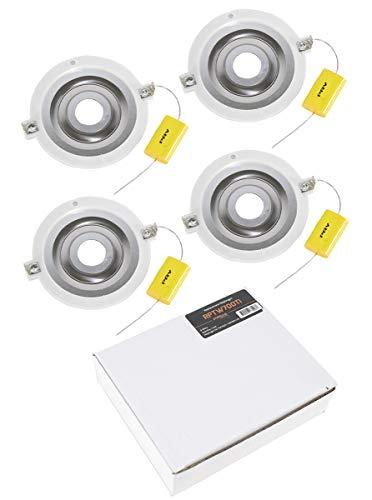 (4 x Replacement Diaphragm PRV Audio PRV-RPTW700TI for TW600Ti or TW700Ti)