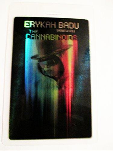 erykah-badu-the-cannabinoids-hologram-laminated-backstage-pass