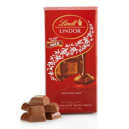 LINDOR Truffles Milk Chocolate Bar