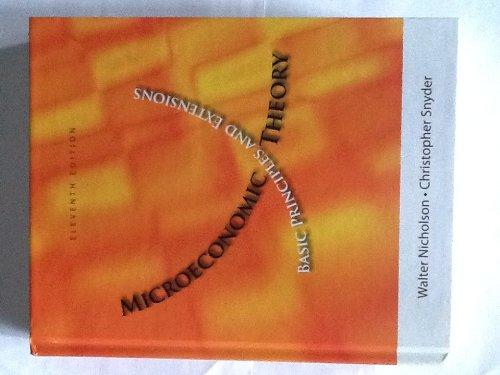 Microeconomic Theory W/Access