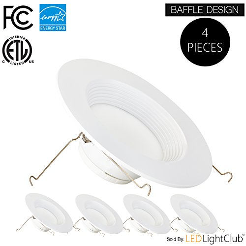 Led Ceiling Light Fixtures Recessed