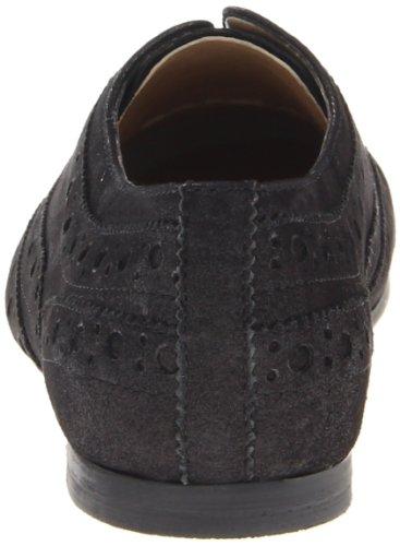 Nine West  Vita, Chaussures de ville à lacets pour femme Noir Noir 2 37