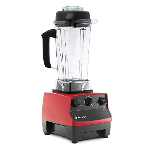 Vitamix 5200 Blender Professional-Grade, 64 oz. Container, Red