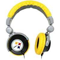 iHip Pittsburgh Steelers Dj Headphones