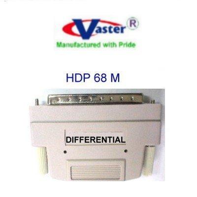 External Terminator One End 00204 HPDB68 Male Differential Vaster SKU