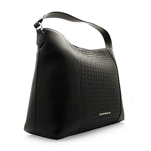 Armani Black Bag Y3e135 ygf1e Female Emporio 80001 BwpqdtB5