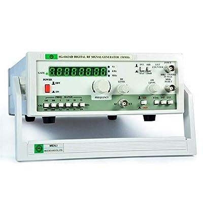 ZGQA-GQA High Precision 100KHz-150MHz Function Signal Generator Sine Wave Signal Generator SG-4162AD Home Improvement Electrical