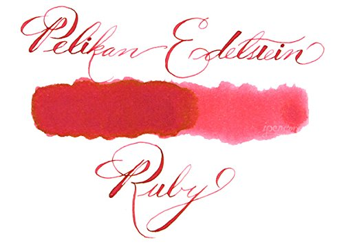 Pelikan Bottled Ink Refill - Edelstein Ruby 339358 by Pelikan (Image #2)